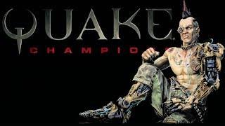 Quake Champions | Краткий обзор | ANARKI
