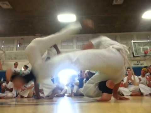 San diego capoeira luanda batizado 2014
