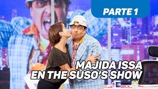 Majida Issa en The Suso