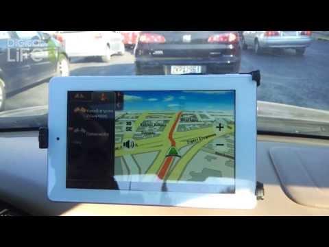 MLS iQTab 3G road test (Talk&Drive)