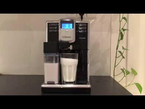 Saeco Philips Incanto HD8916/09 - Coffee Making (Espresso + Latte)