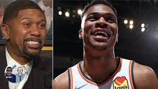 Russell Westbrook's 20-20-20 game was 'phenomenal productivity' - Jalen Rose | Jalen & Jacoby