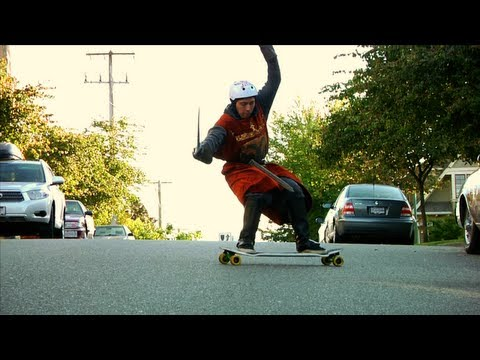 Landyachtz Longboards - The 2012 Time Machine