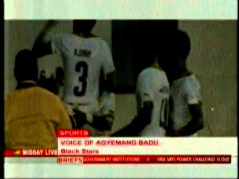 Black Stars players talk ahead of Ghana Togo 2015 AFCON Qualifiers clash in Tamale