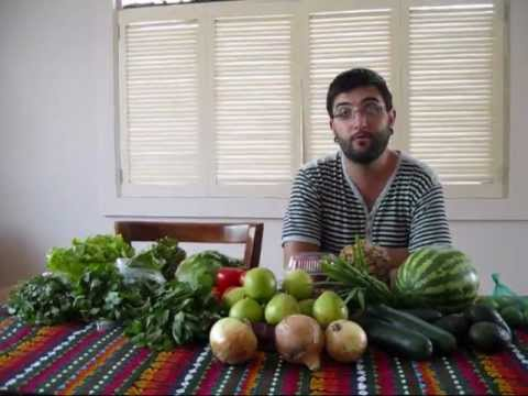 Grecia, Costa Rica: Shopping Like a Local at a Farmers' Market
