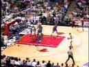 Orlando Magic @ Chicago Bulls | 1996 Playoffs | ECF Game 1: Orlando's worst nightmare