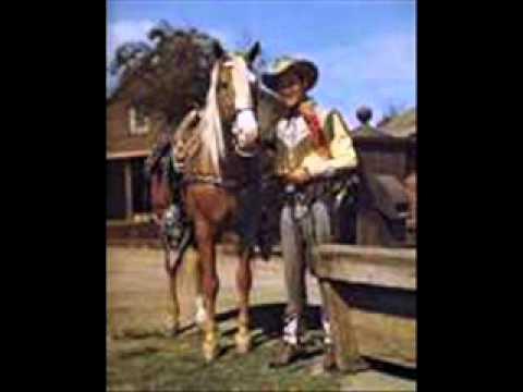 Roy Rogers - Ride Concrete Cowboy Ride
