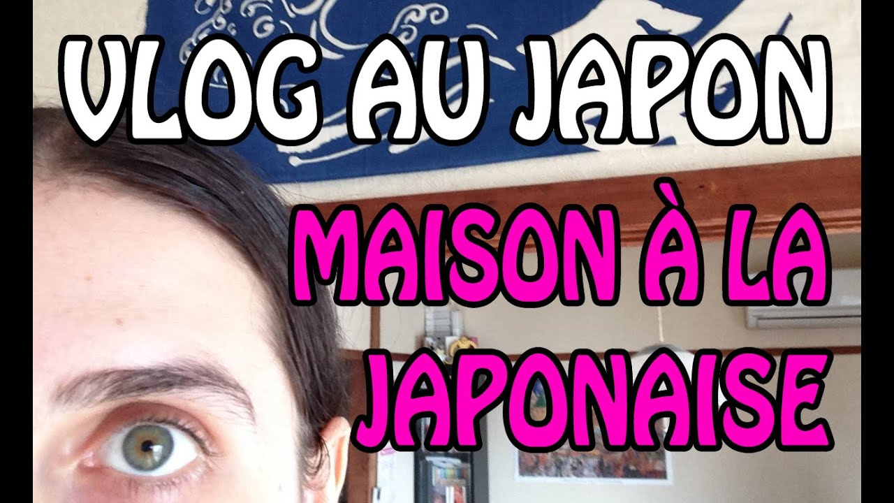 vlog au japon 2 maison traditionnelle youtube. Black Bedroom Furniture Sets. Home Design Ideas