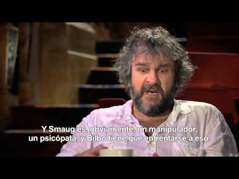 El Hobbit: La Desolación de Smaug - Entrevista Peter Jackson (director)