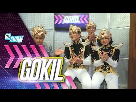 GOKIL - Amazing Marching Dance performance by Mahameru! - Go Show Behind The Scenes