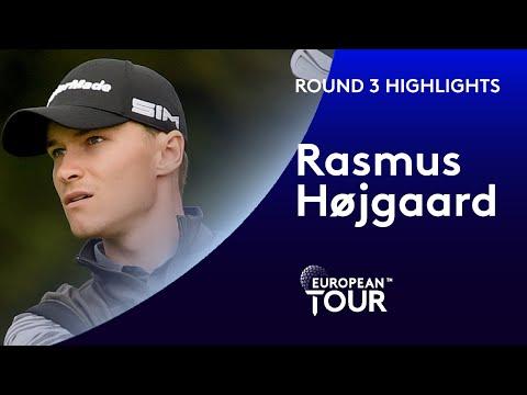 Rasmus Højgaard cards third round 66   Hero Open