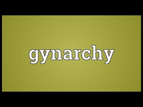 Header of gynarchy
