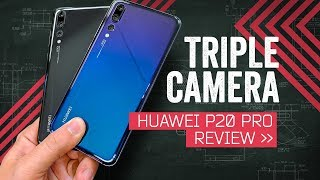 Huawei P20 Pro Review: Violet Delights