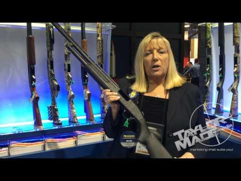 SHOT Show 2015: Mossberg Introduces 500®/590®/590A1™ L Series (Left-Handed) Shotguns