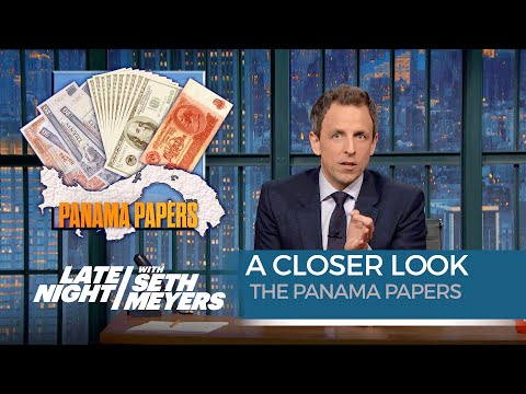 The Panama Papers: A Closer Look