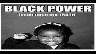 Claud Anderson - How Black People Can Become Powerful Tomorrow