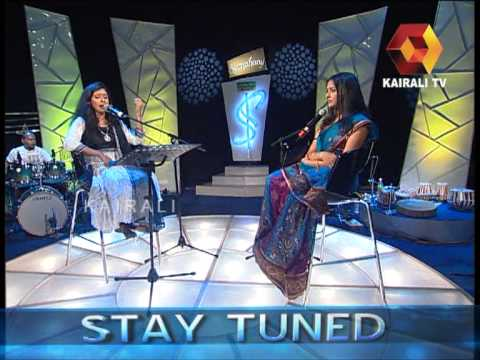 Kairali TV Symphony with Singer Sithara-part 2