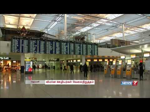 Lufthansa Pilot Union's Strike Affects over 750 Flights