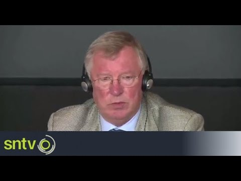 Alex Ferguson: Introducing a sin bin would have merits [AMBIENT]