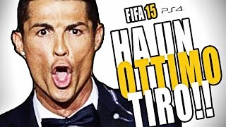 HA UN OTTIMO TIRO CHALLENGE - Fifa 15 Ultimate Team