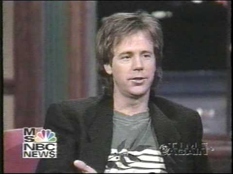 Dana Carvey on the Bob Costas show
