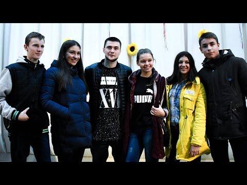 Відомий репер Ярмак надихав молодь Борисполя