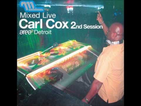 Carl Cox - Mixed Live 2nd Session Detroit