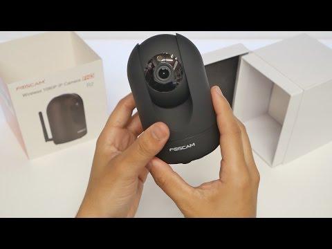 Foscam R2: 1080p Wireless 360 View Security Camera