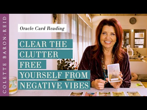 Clear the Clutter Away ✨ Oracle Card Reading for the Week of December 9th