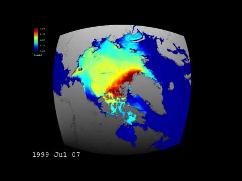 Understanding Arctic Sea Ice at MIT