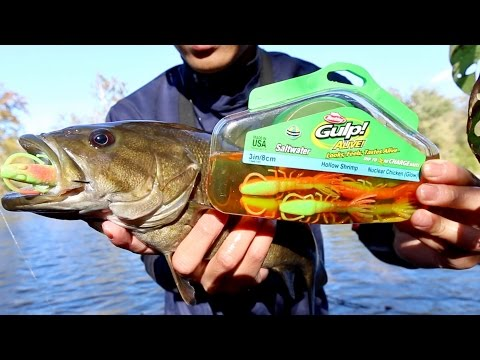 Videos like this random lure fishing challenge ft jon for Jon b fishing
