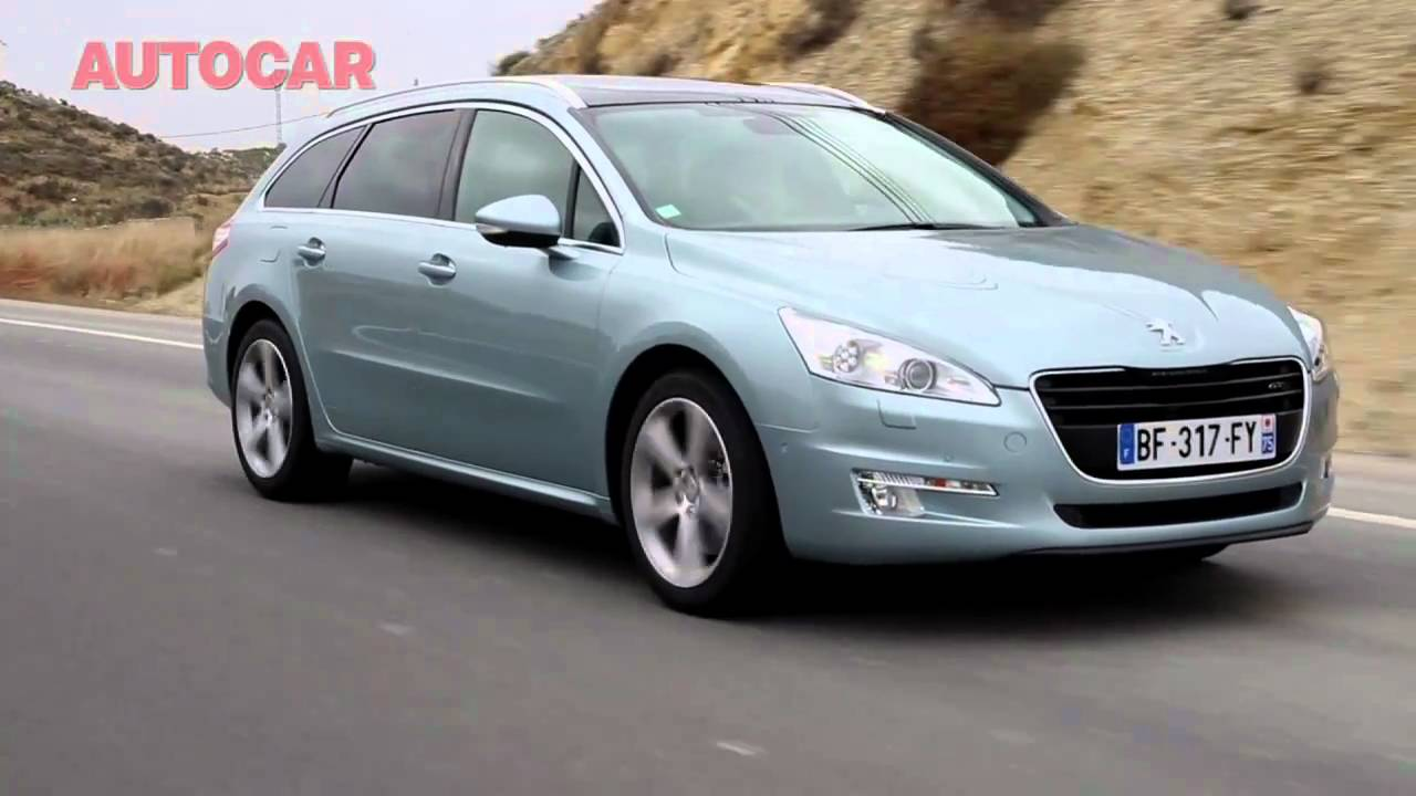 Peugeot 508 Video Review By Autocar Co Uk Youtube