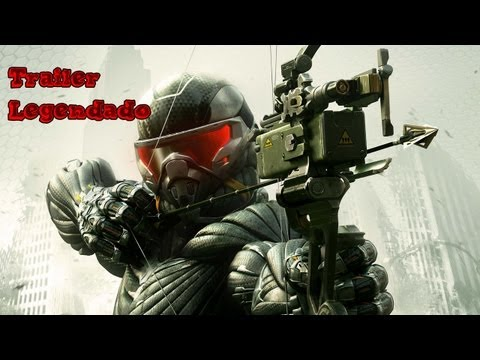 As armas letais de Crysis 3 (Trailer Legendado)