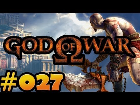 Let's Play God of War #027 - Hades Labyrinth [Deutsch][Blind][PlayStation3]