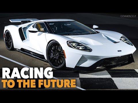 Ford GT 2017 - TOP Speed 347 Km/h ► 2017 Ferrari, Porsche and Lamborghini KILLER ?