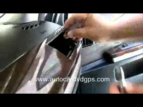 How to Remove 2006 BMW 750i Radio CD Navigation Stereo www.AutoCarDVDGPS.com