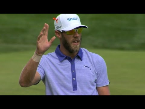 Graham DeLaet featured in LIVE@ Deutsche Bank highlights from Round 1