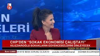 Halk TV sokağın emekçileriyle konuştu! Veli Ağbaba duyurdu 'CHP'den Sokak Ekonomisi Çalıştayı'