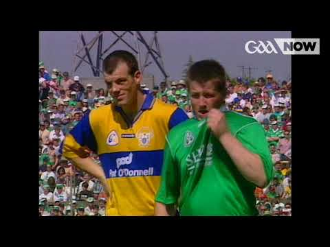 1996 Munster SHC: Limerick v Clare