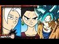 Goku Reacts To VEGITO VS KEFLA, Dragon Ball Parody