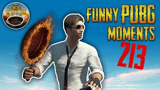PUBG Funny Moments Clips Plays WTF #213 - MAY THE PAN BE WITH YOU (Playerunknown's Battlegrounds)