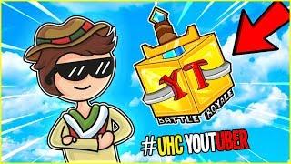 ¡EL EVENTO de MINECRAFT con YOUTUBERS! 😱 ¡#UHCYoutuber DIRECTO! 🔴