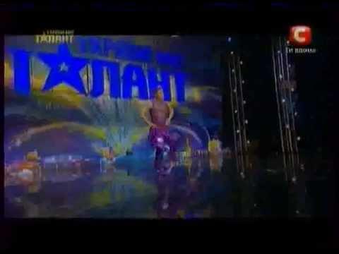 украина мае талант 4 Днепропетровск танец живота.mov