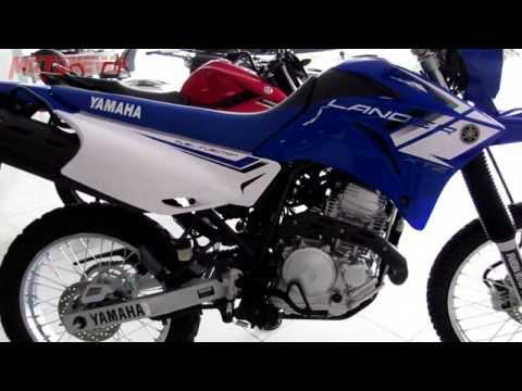 LINDA YAMAHA XTZ 250 LANDER - MOTONEWS