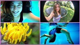 Underwater Gymnastics | Testing Phone Lenses | Blitz Wolf