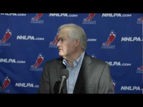 Don Fehr - Oct 16th Media Availability