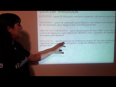 Aula 1 - Metodologia do Trabalho Acadêmico - Pra. Petula Ramanauskas