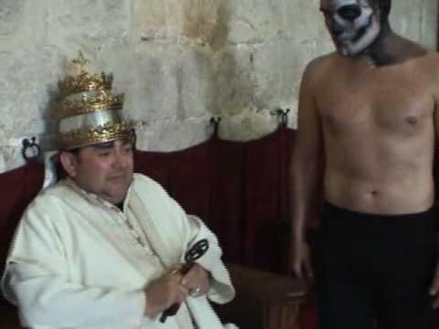 Yo le arranqué el corazón al Papa Luna