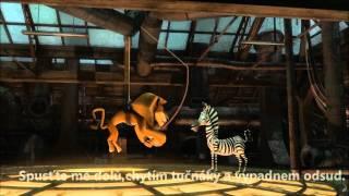 Madagascar 3 CZ titulky trailer HD 2012