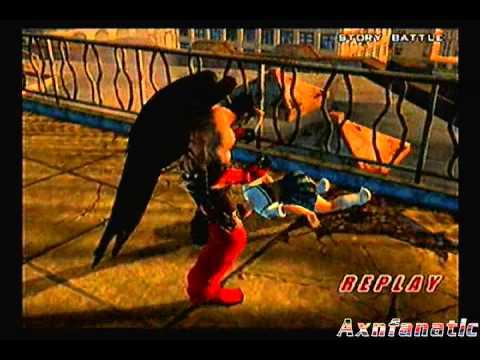Tekken 5 Story Mode: Devil Jin [part 1 Of 2] video